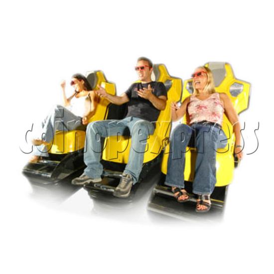 XD Theater Virtual Reality Cinema 16365