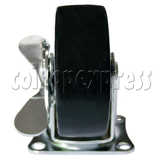"3"" Heavy Duty Polyurethane Caster 16381"