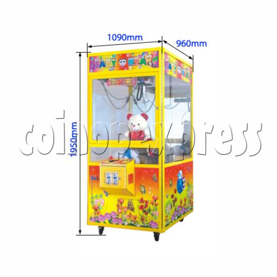 38 inch Large JP Crane Machine 16450