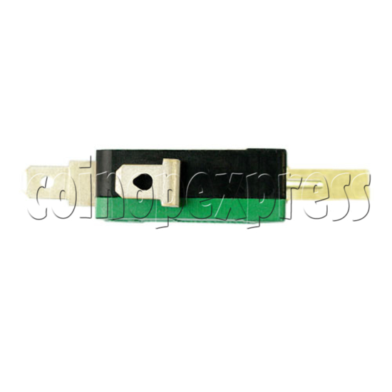 2 Terminals Microswitch with Auxiliary Actuator 16492