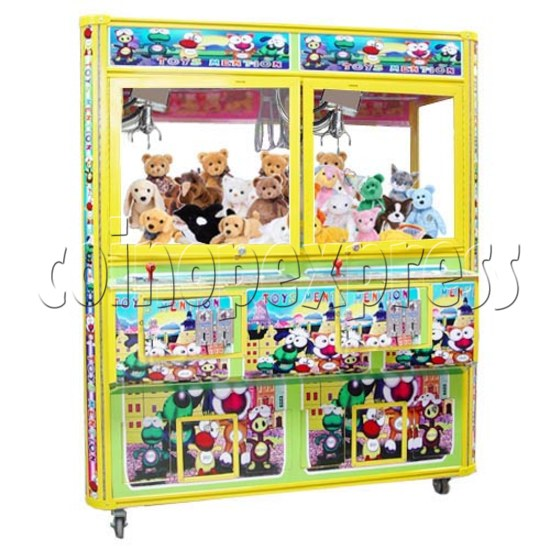 61 inch Jumbo Crane Machine -couple players 16571