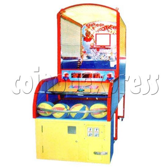 Swing Basketball Game Machine 16694