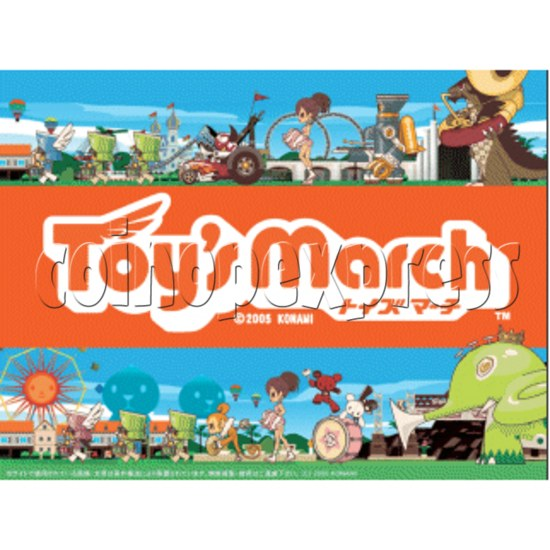 Toy's March 16752