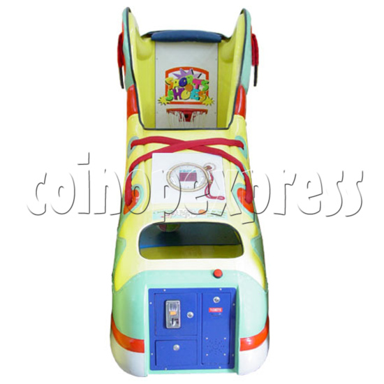 Sport Shoe basketball machine 16769