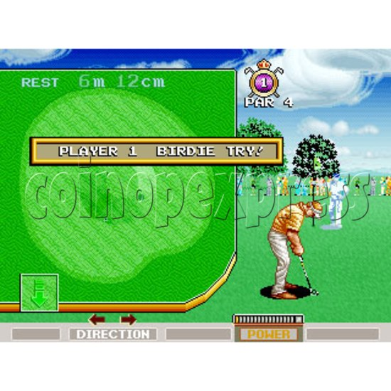Skin Games (Midway Skins Golf Kit) - stop production 16939
