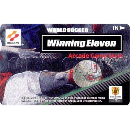 Memory Card for Winning Eleven 17162