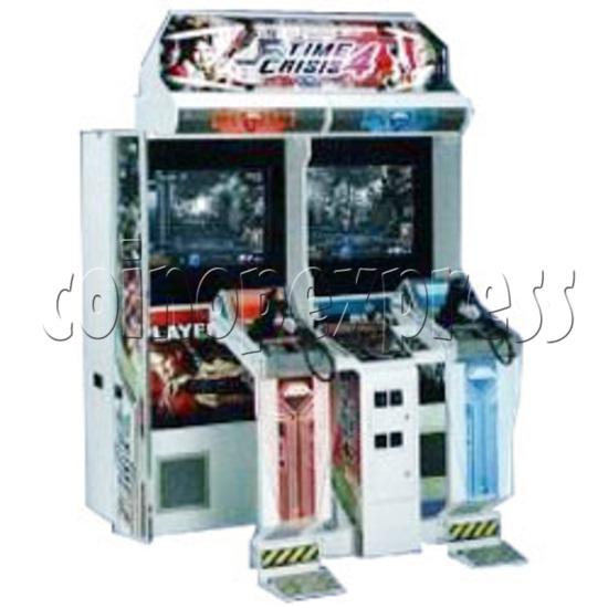 Time Crisis 4 Sd Machine