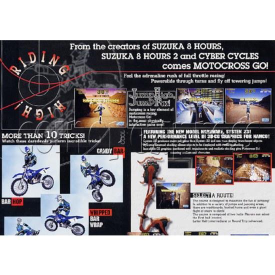 Motocross Go (DX) 17528