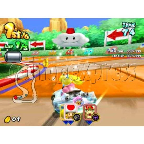 Mario Kart Arcade SD 17595