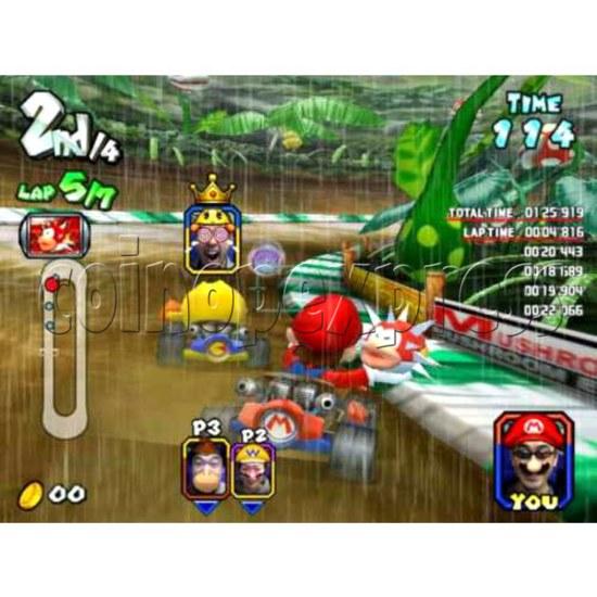 Mario Kart Arcade SD 17596