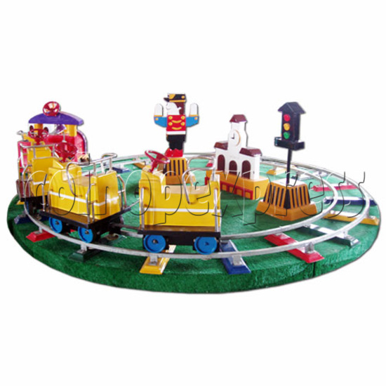 Steam Train Park Ride (4 Players) 17639