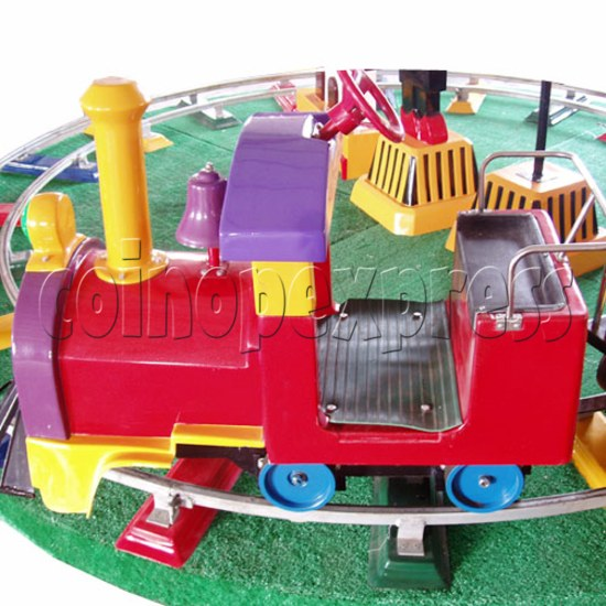 Steam Train Park Ride (4 Players) 17640