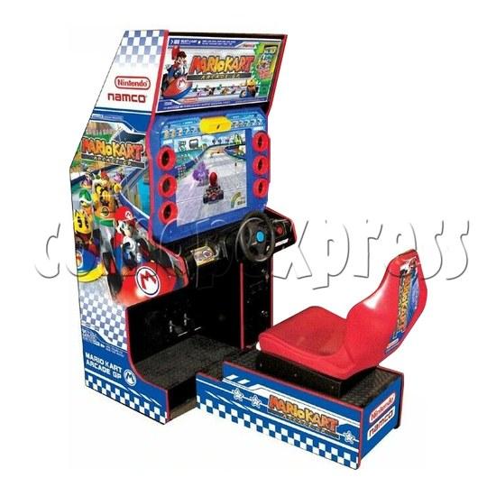 Mario Kart Arcade SD -side view 17660
