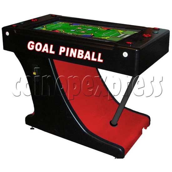 Goal Digital Pinball Machine 18010