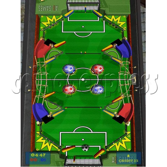 Goal Digital Pinball Machine 18013