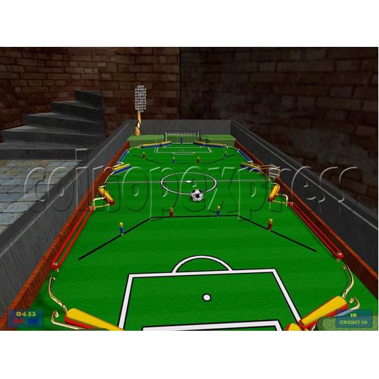 Goal Digital Pinball Machine 18015