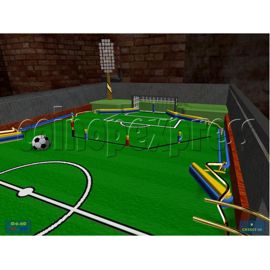 Goal Digital Pinball Machine 18016