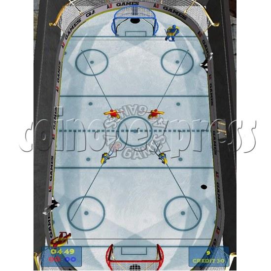 Goal Digital Pinball Machine 18017