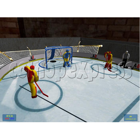 Goal Digital Pinball Machine 18018