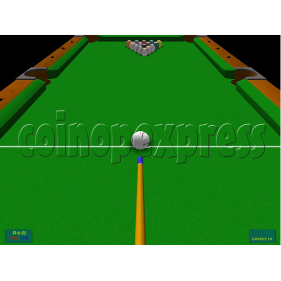 Goal Digital Pinball Machine 18019