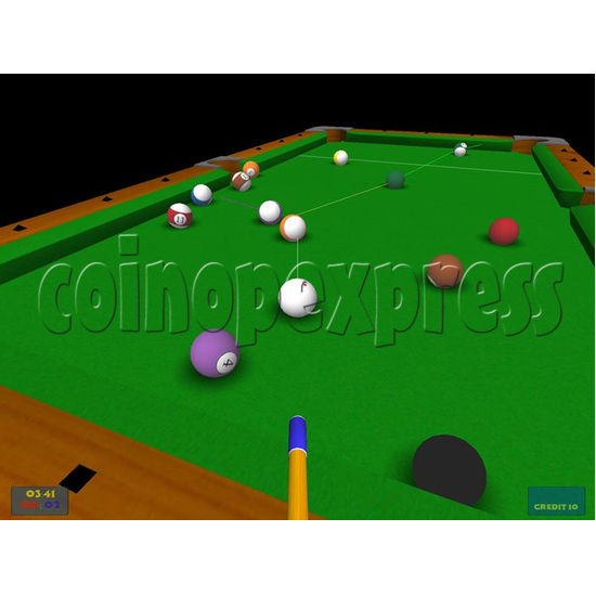 Goal Digital Pinball Machine 18020