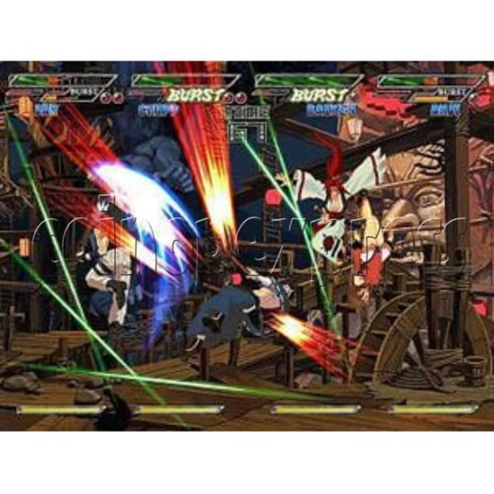 Guilty Gear Isuka software -game play 2