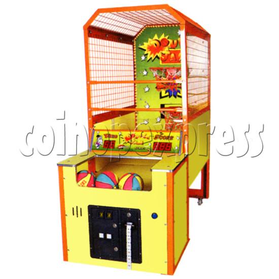 Double Jam Basketball Machine 18174