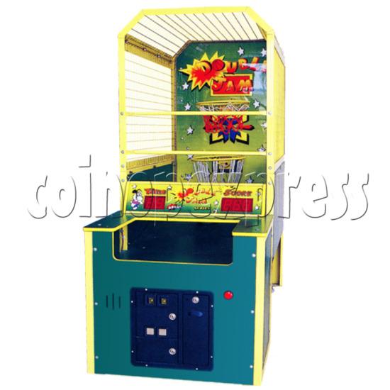 Double Jam Basketball Machine 18177