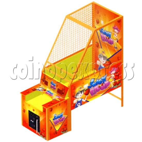 Juicy Hoop Basketball Machine 18179