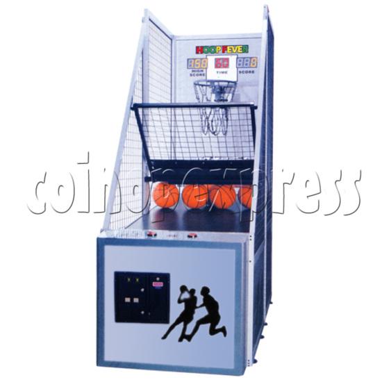 Hoop Fever Basketball Machine 18180