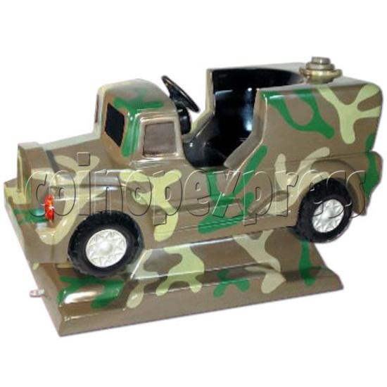 Army Truck Kiddie Ride 18327