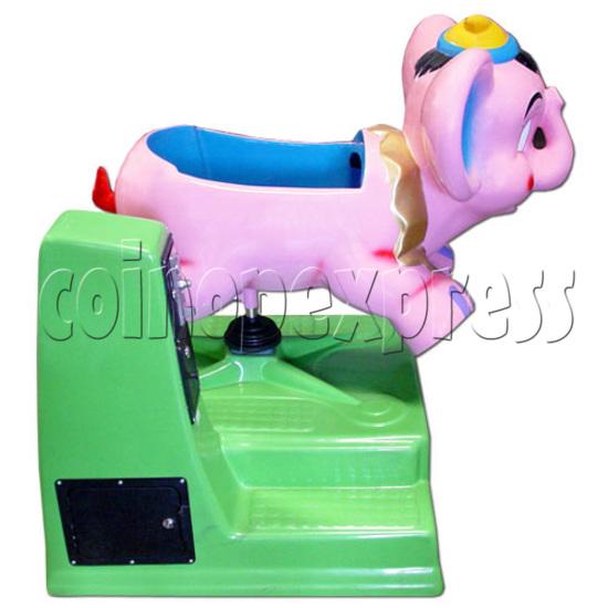 Baby Elephant Kiddie Ride 18408