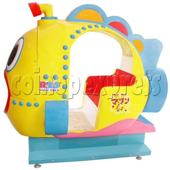 Monitor Fish Kiddie Ride 18437
