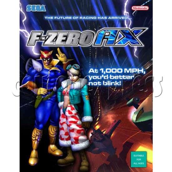 F-Zero AX 18529