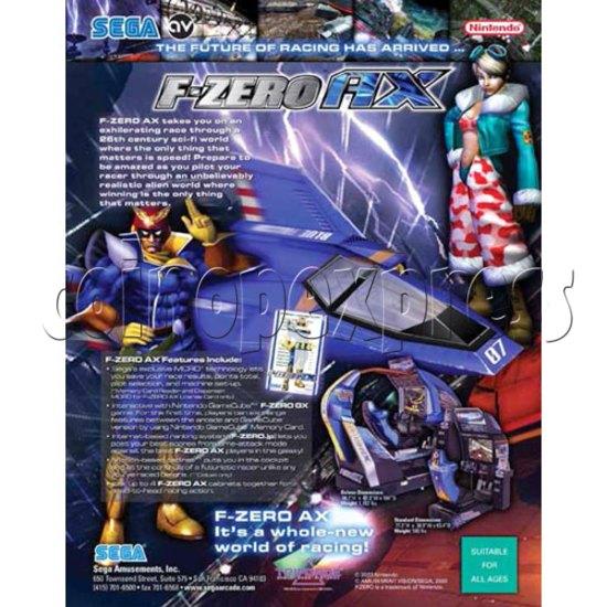 F-Zero AX 18530