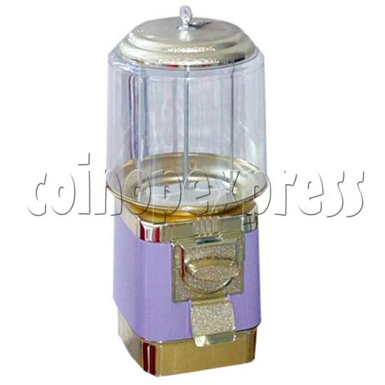 Single Head Round Type Candy Vending Machine 18583