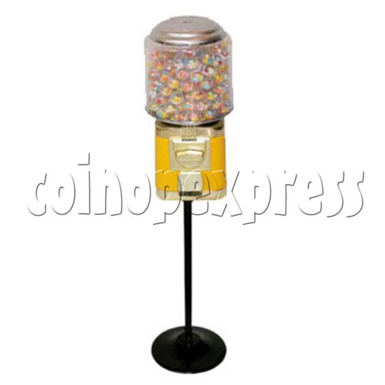 Single Head Round Type Candy Vending Machine 18600
