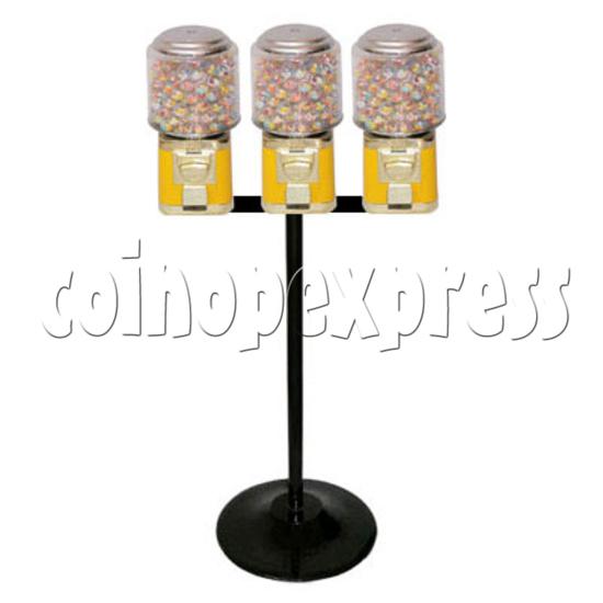 Single Head Round Type Candy Vending Machine 18602