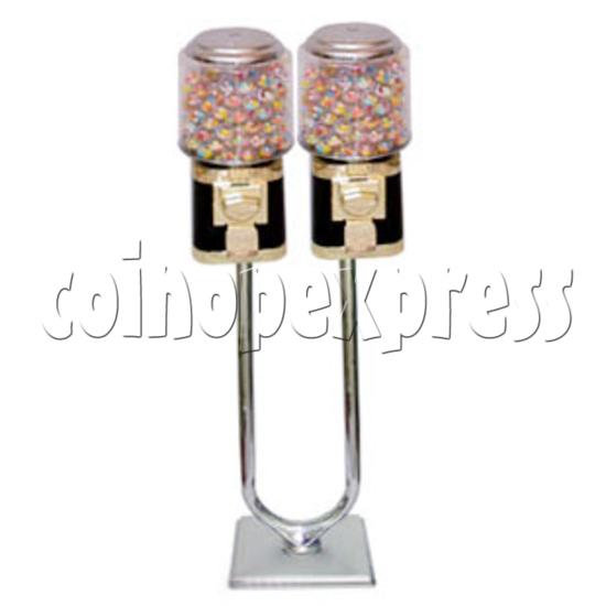 Single Head Round Type Candy Vending Machine 18604