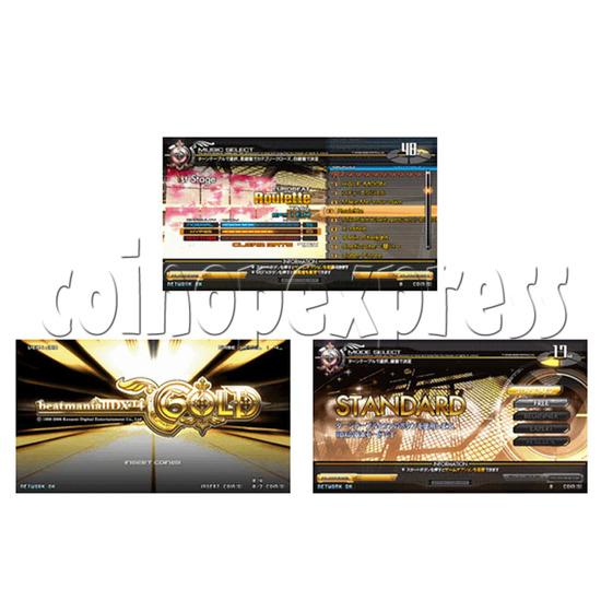 Beatmania II DX 14th Gold 18638