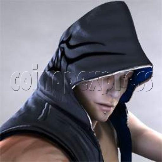 Virtua Fighter 4 Evolution software-character-2