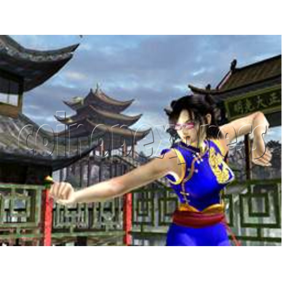 Virtua Fighter 4 Evolution software-character-5