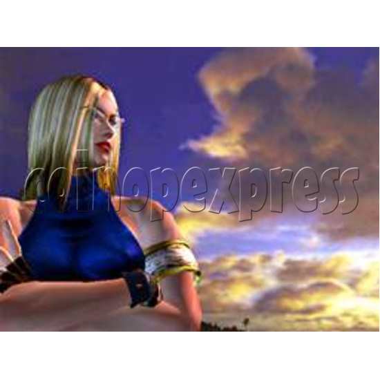Virtua Fighter 4 Evolution software-character-6