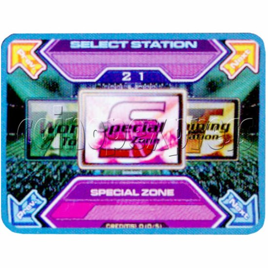 Pump It Up New Xenesis Upgrade Kit - game feature 19007