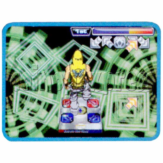 Pump It Up New Xenesis Upgrade Kit - game feature 19008