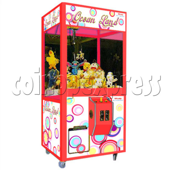32 inch Ocean Land Crane Machine 19036
