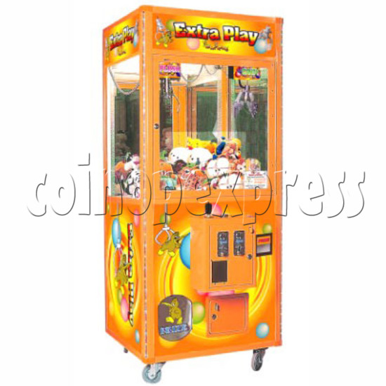 32 inch Extra Play Crane Machine 19040