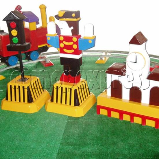 Steam Train Park Ride (4 Players) 19100