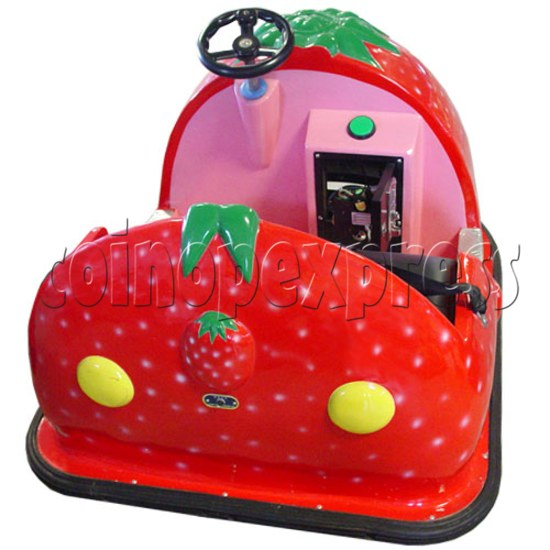 Ms Strawberry Battery Car 19170