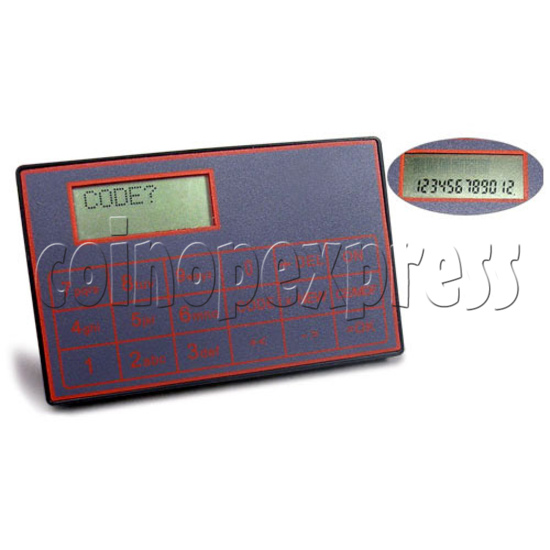 Mini Calculator with Password Saver 19477